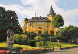 1 AK Germany / Rheinland-Pfalz * Ansicht Der Genovevaburg In Der Stadt Mayen * - Mayen