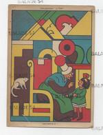"""Carte Publicitaire - Collection """"Le TIP"""" Devinette N° 1 La Sorcière, La Petite Fille  Et La Cuisinière De """"le TIP""""(chat) - Advertising"""
