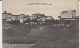 CASTELNAU-MONTRATIER  (46) - Vue Générale - Bon état - Altri Comuni