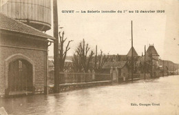 963 - Givet - Inondations - Givet