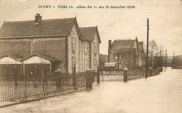 964 - Givet - Inondations - Givet