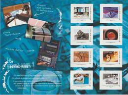 France Collector à -30% Sous La Faciale Imprimerie De La Poste Neuf ** 8 Timbres LP Faciale 10.24 - Collectors