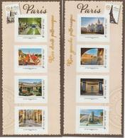 France Collector à -30% Sous La Faciale Paris Pittoresque Neuf ** 8 Timbres LP Faciale 10.24 - Collectors