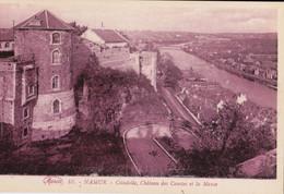 Namur Citadelle Chateau Des Comtes Et La Meuse - Namur