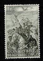 Belg. Congo/Congo Belge 1947 OBP/COB 274* MH (2 Scans) - 1947-60: Nuovi