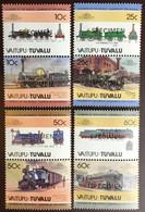 Tuvalu Vaitupu 1985 Locomotives 1st Series Specimen MNH - Tuvalu (fr. Elliceinseln)