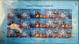 INDONESIA COVID - 19 SHEETLET 2020 - Indonesia