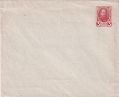 RUSSIE  1902 ENTIER POSTAL/GANZSACHE/POSTAL STATIONARY LETTRE - Stamped Stationery