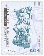 "Timbre Neuf France MNH 2011 : Antoine Bourdel (1861-1929) ""Centaure Mourrant"" - Ongebruikt"