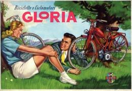 GLORIA - BICICLETTE E CICLOMOTORI PUBBLICITA' - Other