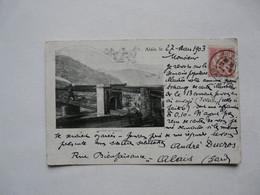 CPA 30 GARD - ALAIS : Pont Des Tamaris - Altri Comuni