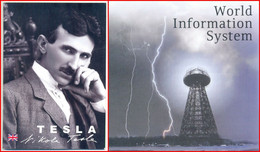 Book On English,Title-Tesla And There Is Light-Life Of Nikola Tesla,Inventor,Mechanical,Electrical Engineer,Futurist - Engineering