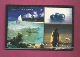 PAP YT N° 21-CP** - Baleine - Storia Postale