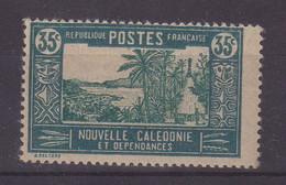 WALLIS ET FUTUNA . N°51 Aa * . SANS SURCHARGE . ADHÉRENCES . 1930 . - Unused Stamps