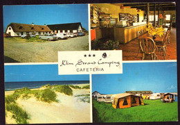 AK 000660 DENMARK - Fjerritslev - Klim Strand Camping Cafeteria - Danimarca