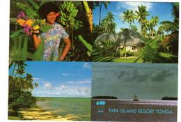 TONGA Fafa Island Resort - Tonga
