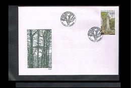 2011 - Europe CEPT FDC Slovakia - Woods - Cancel Stakcin [VT007] - 2011