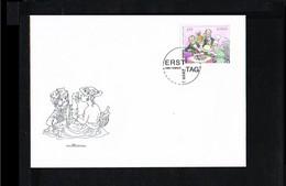 2005 - Liechtenstein FDC Mi.1368 - Europe CEPT [P14_713] - FDC