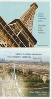France Collector à -30% Sous La Faciale Tour Eiffel Neuf ** 8 Timbres Europe/monde Faciale 12 - Collectors
