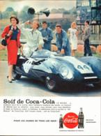 "PUB    "" COCA COLA  ""  1959  ( 25 ) - Affiches Publicitaires"