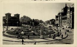 Valladolid Jardines Y Paseo De Zorrilla Castilla Y León. España Spain - Valladolid