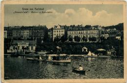 Gruss Aus Karlsbad - Strand Cafe - Repubblica Ceca