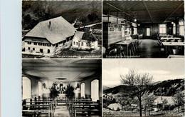 Einbach-Osterbach - Berggasthaus Zum Käppelehof - Schwäbisch Hall