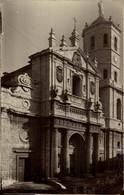 Valladolid Fachada De La Catedral Castilla Y León. España Spain - Valladolid
