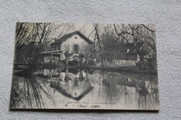 Cpa 1910, Hermes, Le Moulin De L'ile, Oise - Other Municipalities