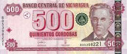NICARAGUA 2006 500 Cordoba - P.200 Neuf -UNC - Nicaragua