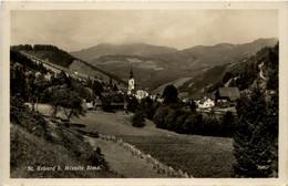 Hochlantsch/Steiermark Und Umgebung -          St. Erhard B. Mixnitz - Ohne Zuordnung