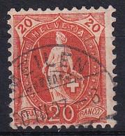 86A Mit Sauber Gestempelt Meilen 30.03.1907 - Oblitérés