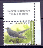 Belgie - 2021 - ** Koekoek - Vogels ** Andre Buzin. MNH - 1985-.. Birds (Buzin)