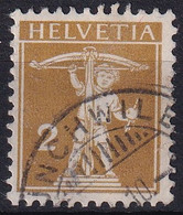 123II Sauber Gestempelt MÜNCHWILEN 1910 - Nuevos