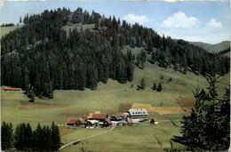 Hochlantsch - Gruss Von Der Teichalpe, Alpengasthof Vorauer - Vorau