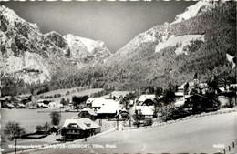 Steiermark/div. Orte Und Umgebung -       Tragöss-Oberort,   Wintersportort - Unclassified