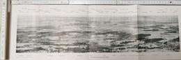 14-18.WWI Landkarte ( Front Map )Aisne Tal & Chemin Des Dames  RAR !  Battlefield Kampfgebiet   Karte Nr.9 - 1914-18