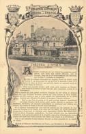 ANET - Collection Historique Des Chateau De France - Le Chateau - Anet