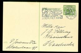 HANDGESCHREVEN BRIEFKAART Uit 1940 Gelopen Van DEN HAAG Naar HAASTRECHT   (11.879t) - Postal Stationery