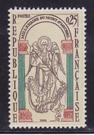Colonnes Gris-vert  ,   Sur  N° 1482( 2101/15.1) - Curiosités: 1950-59 Neufs