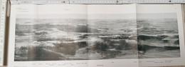 14-18.WWI Landkarte ( Front Map ) Winterberg Aisne Craonne Craonelle  RAR !  Battlefield Kampfgebiet   Karte Nr.11 - 1914-18
