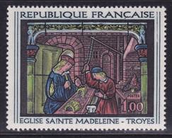 Encre Très Grasse Visible Du Coté Verso   ,   Sur  N° 1531( 2101/15.3) - Curiosités: 1950-59 Neufs