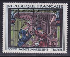 Encre Très Grasse Visible Du Coté Verso   ,   Sur  N° 1531( 2101/15.6) - Curiosités: 1950-59 Neufs