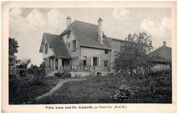 54 Villa Lutu And Co - LAMATH Par Blainville - Other Municipalities