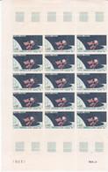 Encre Grasse Visible Au Verso   ,   Sur  N°1476( 2101/08) - Curiosités: 1950-59 Neufs