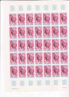 Nombreuses Taches Rouges Sur Pied , Tibia, Bras   ,   Sur  N°1547( 2101/10) - Curiosités: 1950-59 Neufs