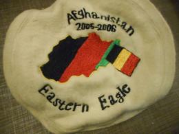 Pakol Afghan ISAF 2005/6 - Hoeden