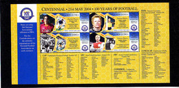 Soccer- Football - FIFA - PAPUA NEW GUINEA - Sheet MNH - Sonstige
