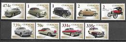 CURACAO, 2020, MNH, CARS, VINTAGE CARS, 9v - Voitures