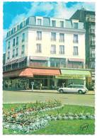 """95 - ARGENTEUIL - La Place Pierre Sémard - Ed. André LECONTE """"GUY"""" N° OC 10 039 - Citroën Ds Break Tabac - Argenteuil"""